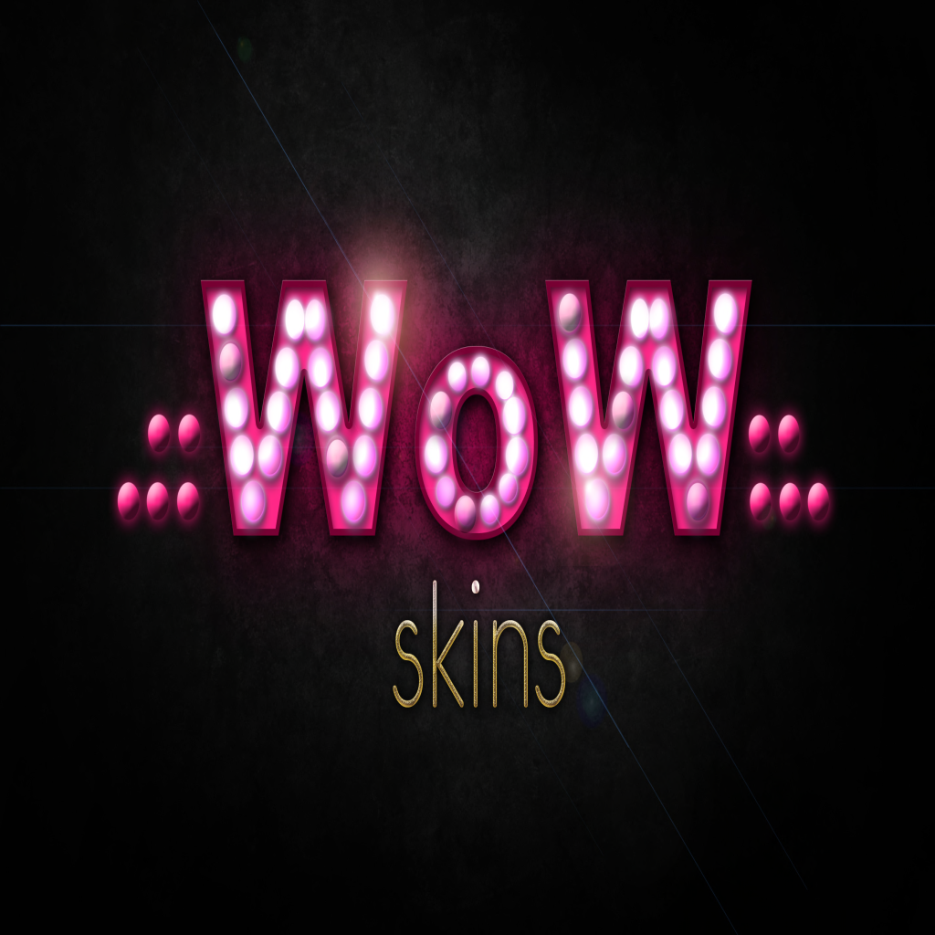 WOW Skins - The Bling hunt sponsor