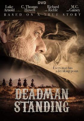 Deadman Standing 2018 DVD R1 NTSC Sub