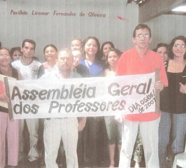 ASSEMBLEIA GERAL DO SINPRO
