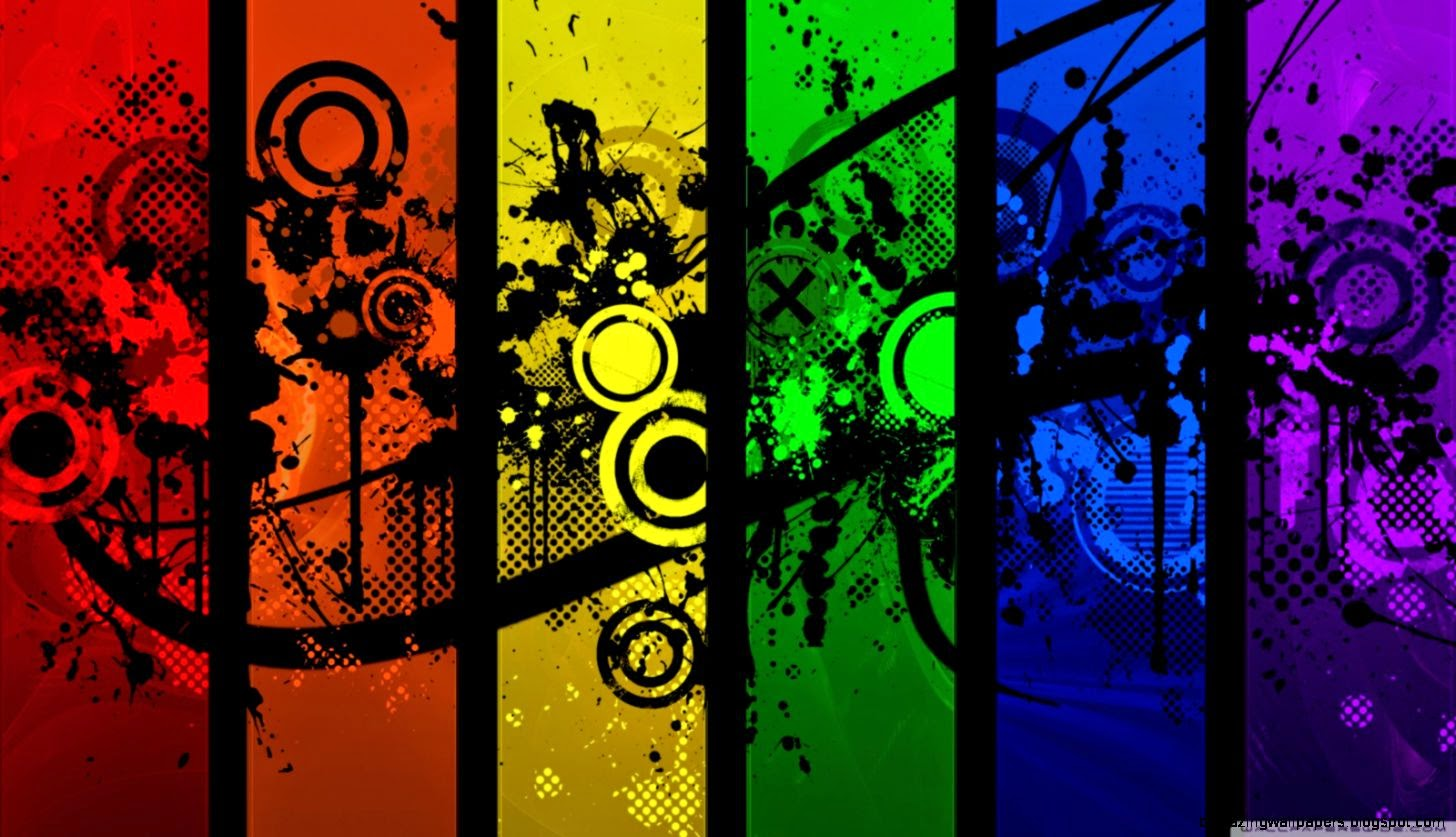 View Original Size Download Cool Colorful Designs S Wallpaper
