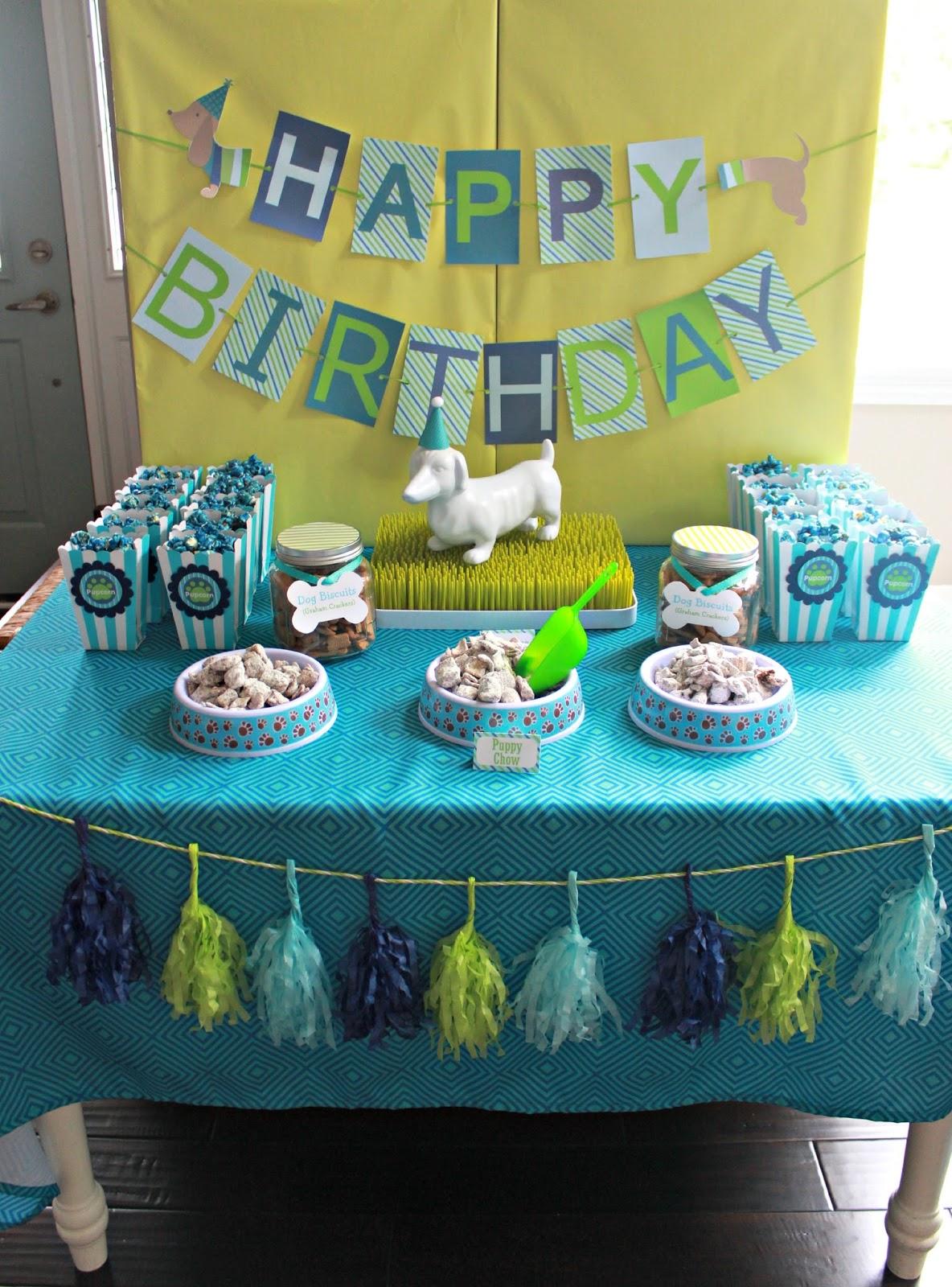 Dog Birthday Decorations Similiar Puppy Dog Themed Birthday Party Keywords