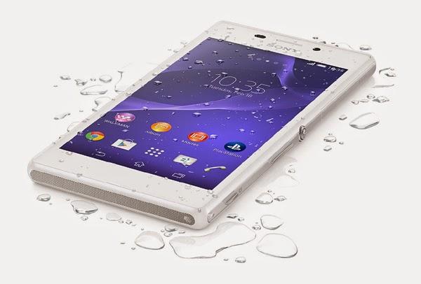 Sony Xperia M4 Aqua, smartphones, sony, tech, gadget