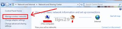 Tips29 berbagi cara aman dalam tips jitu memperbaiki sinyal connect wifi hotspot yang bermasalah,dan mengalami troubleshoot tidak bisa connect wifi dan internet