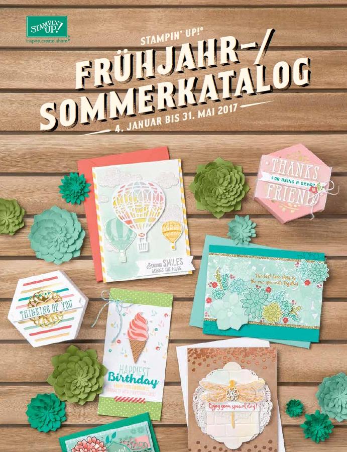 FRÜHJAHR / SOMMER     KATALOG