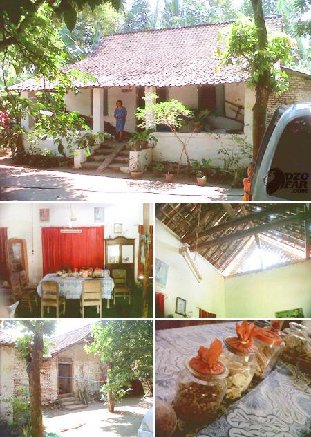 Rumah Ndeso Tradisional