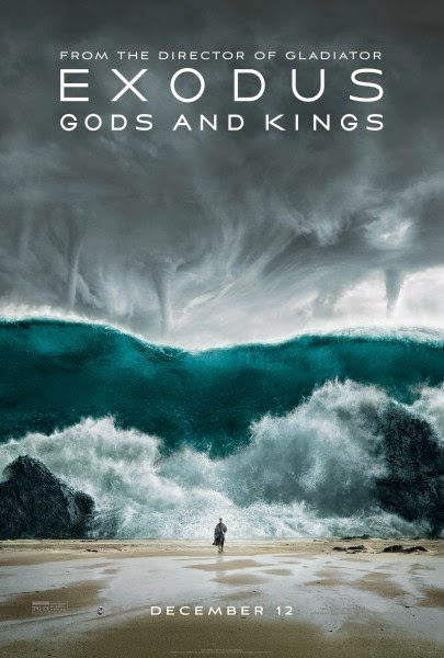 Film Nabi Musa 'Exodus: Gods and Kings' Di Puncak Box Office
