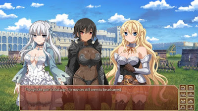 Sakura Fantasy Chapter 1 PC Gameplay