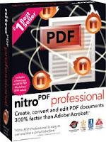 Nitro PDF Professional 6.2.0.44 + Keygen