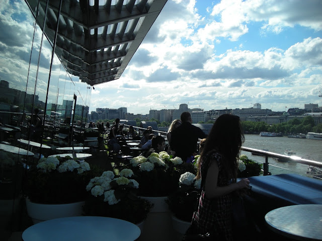 OXO Tower viewing gallery