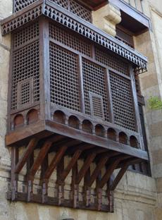 Aestheticsjr Turned Wood Mashrabiya Window