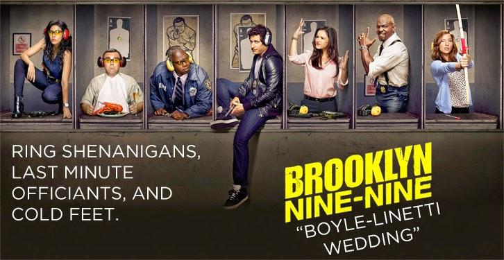 Brooklyn Nine-Nine - Boyle-Linetti Wedding - Review