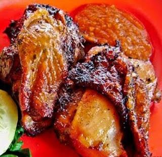 Bahan Bahan Resep Ayam Bacem Goreng Enak