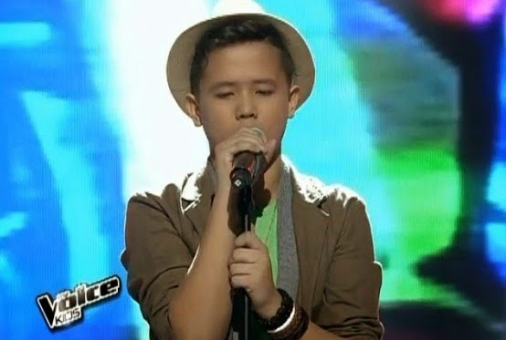 Watch Juan Karlos Labajo performed 'Runaway Baby' on Upbeat Song Round of The Voice Kids PH Finale