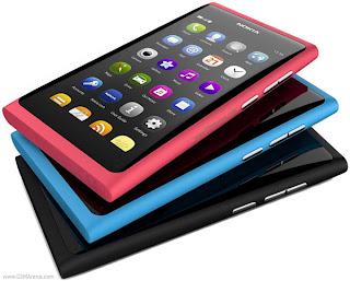 Smartphone Nokia N9