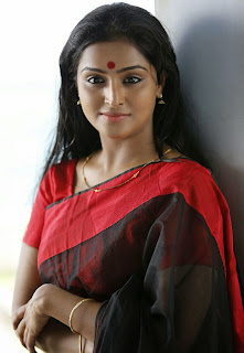 Actress Remya Nambeesan Latest Picture Gallery in Saree 0003.jpg