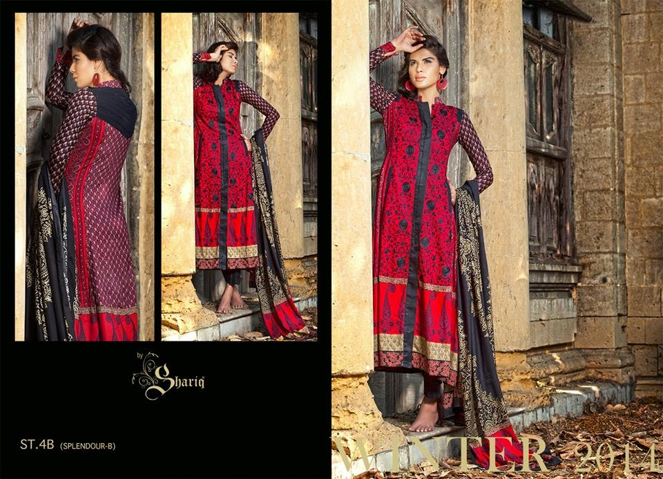 Zainab Chottani Winter Collection 2015