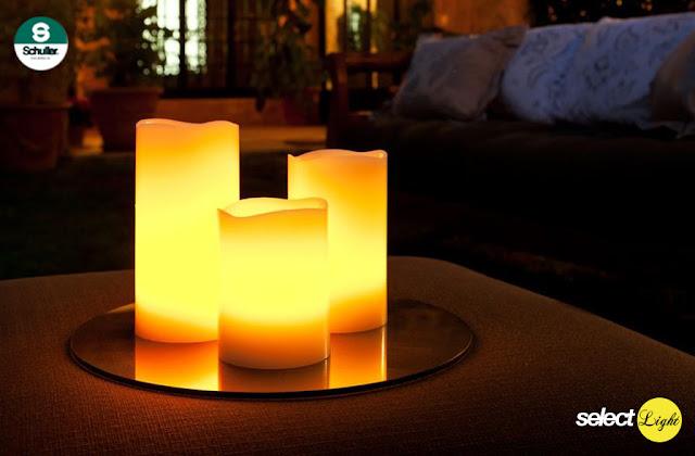 A la luz de las velas by Schuller