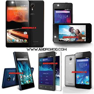 Daftar Lima Perangkat Smartphone Android Andromax 4G LTE Harga Murah Dengan Spesifikasi High End
