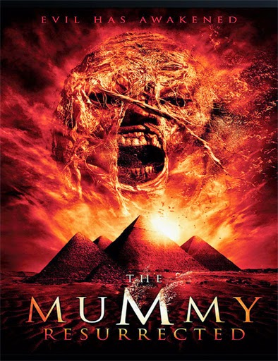 Ver The Mummy Resurrected (2014) Online