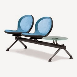 Modern Beam Seating by OFM