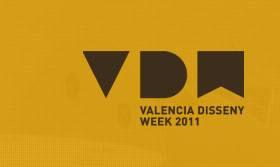 valencia disseny week 2011.semana del diseño en valencia