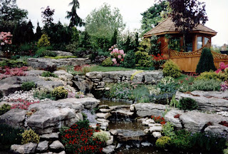 inspiration home decor: Stone for garden decoration