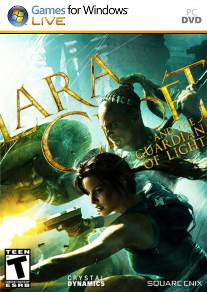 lara croft and the guardian of light est un jeu pc d aventure le jeu
