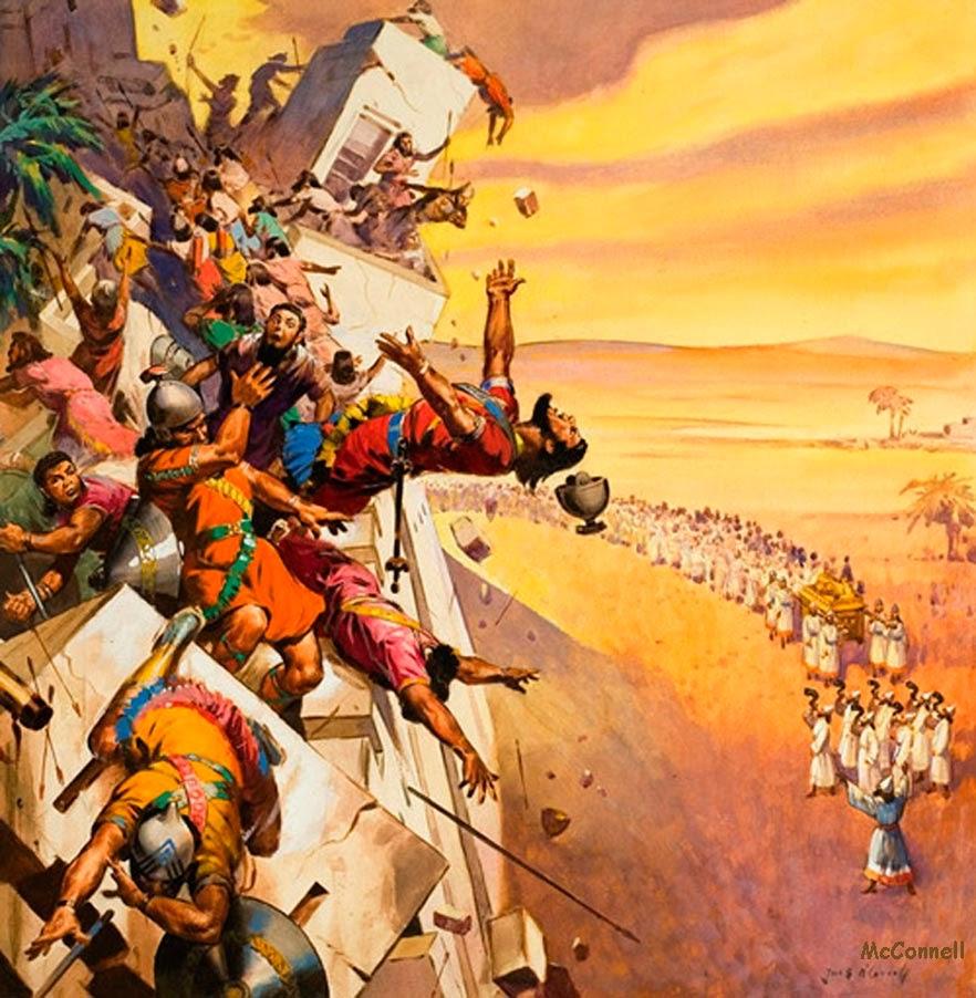 ESCUDRIANDO LA BIBLIA LIBRO DE JOSUE archivo de Powerpoint cfotos