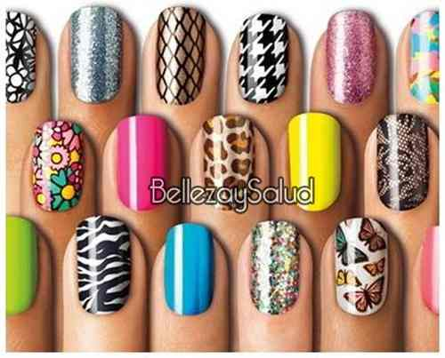 The Captivating French nail designs 2015 Image