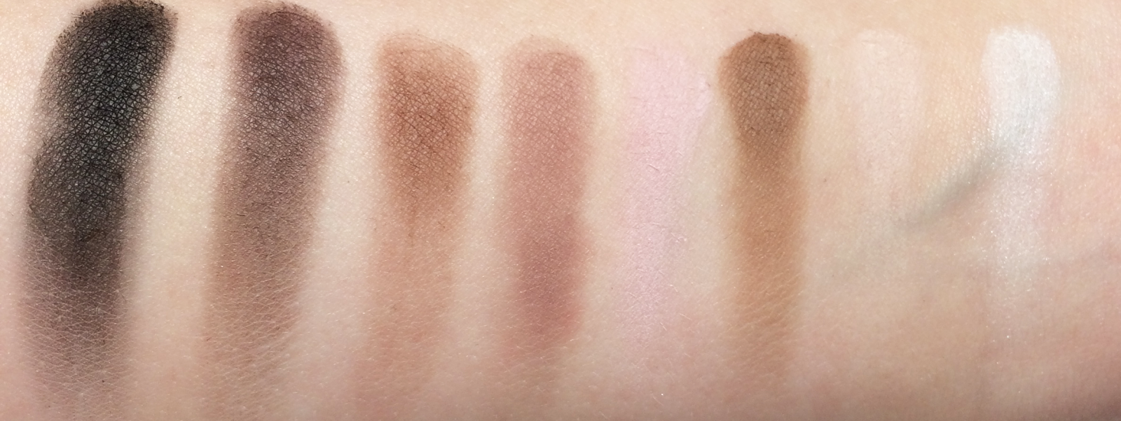 Makeup Revolution Iconic Pro 1 With Swatches