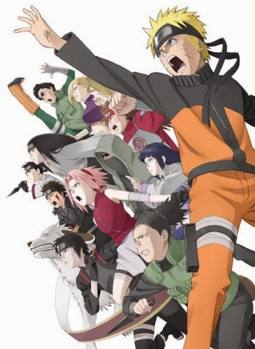 Naruto Shippuuden Movie 3: The Inheritors of the Will of Fire