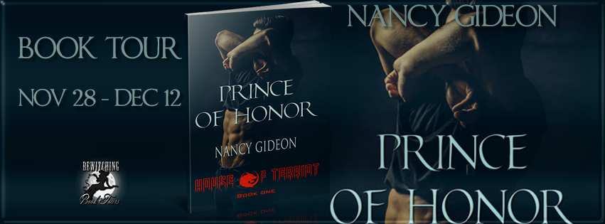 Prince of Honor Book Tour