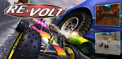APK FILES™ RE-VOLT Classic (Premium) APK v1.0.3 ~ Full Cracked