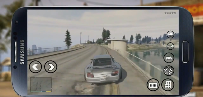 Grand Theft Auto 5 Smartphone