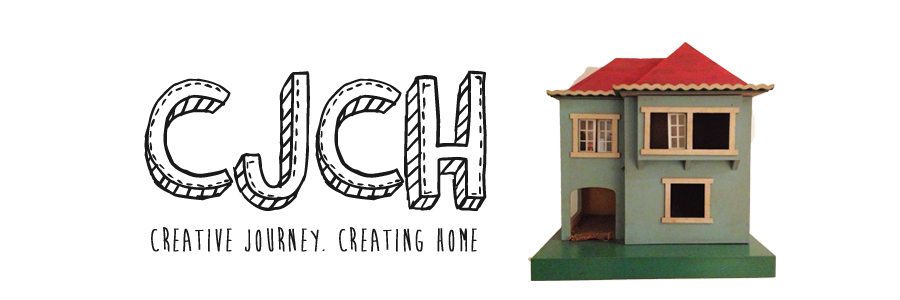 creative journey. creating home.