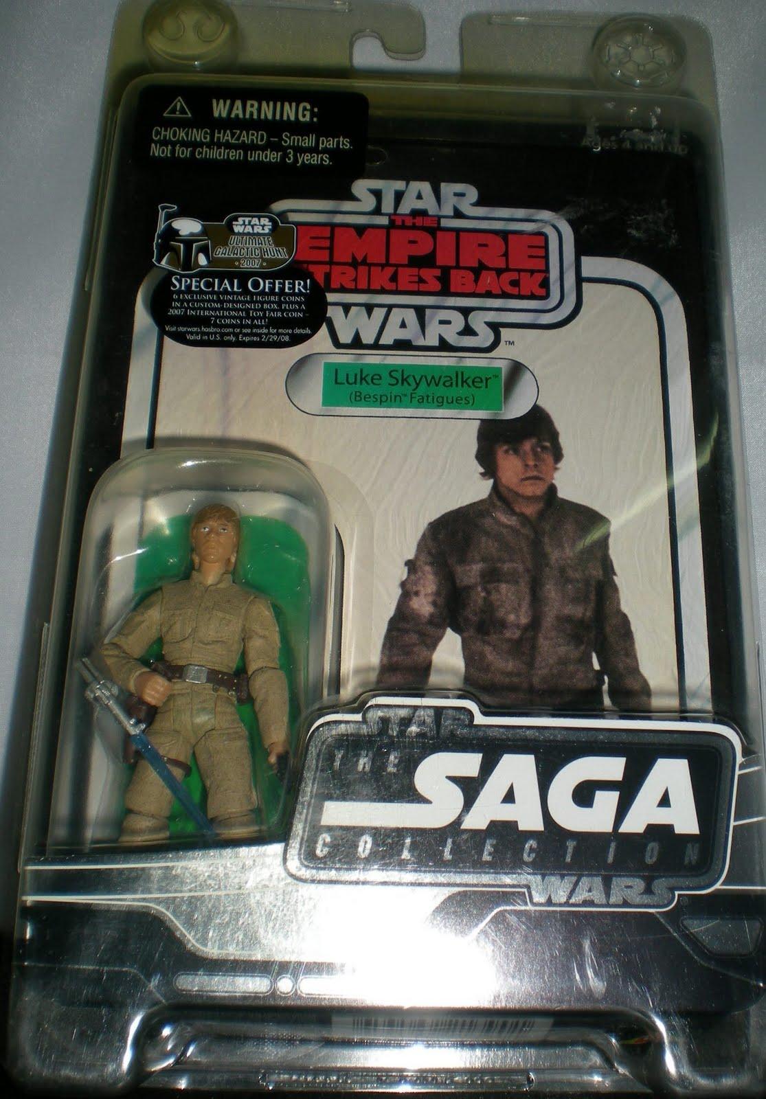 STAR WARS TITANIUM SERIES DIE CAST Luke Skywalker/'s Speeder Bike T-80