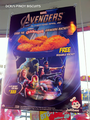 ... 2012) Movie Promotion at JOLLIBEE FAST FOOD Chain in the PHILIPPINES