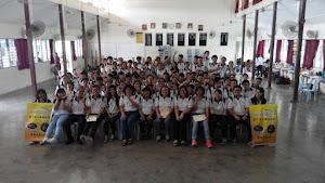 第十二期卓越青年励志营 6月/2015