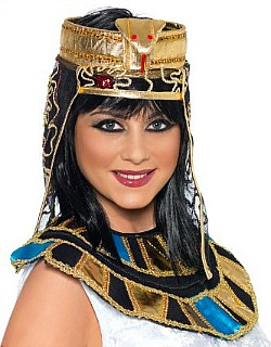 Egyptian Headpiece Fancy Dress Accessory  sc 1 st  Dress Up Costume Ideas : cleopatra dress up costume  - Germanpascual.Com