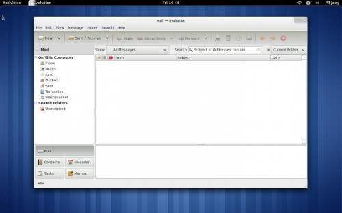 Download Evolution 3.0 for Ubuntu 11.04 GNOME 3 users