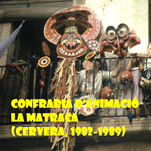 CONFRARIA D'ANIMACIÓ LA MATRACA (1982-1989)