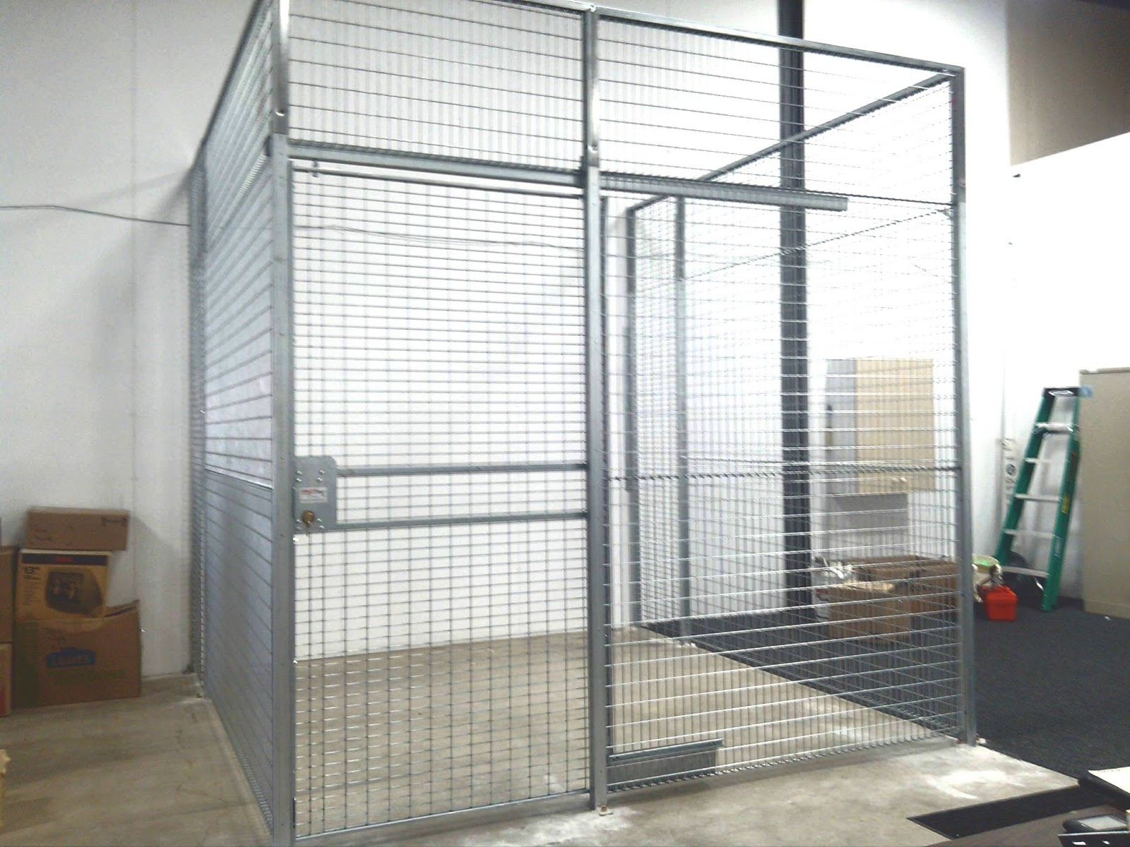 Storage Cages Generate Revenue In Nyc Office Buildings
