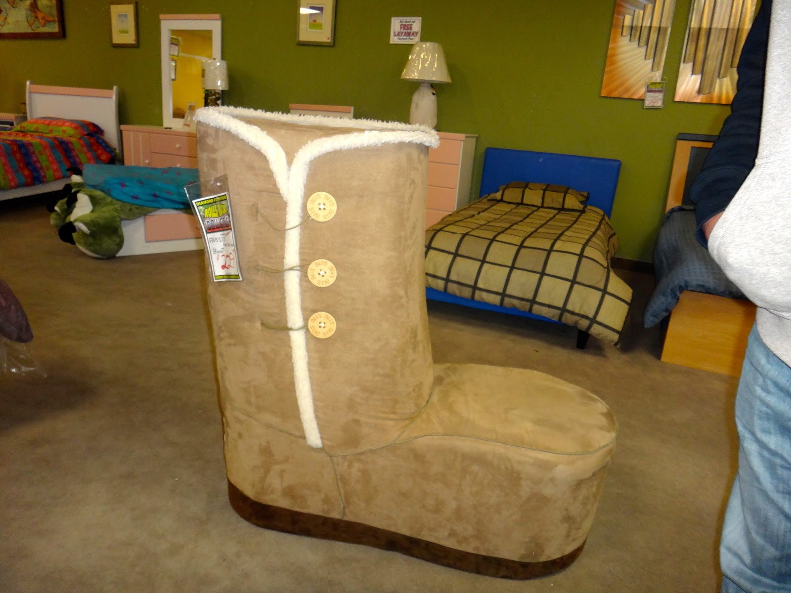 Fancy39 in Up Our Florence Funky Furniture