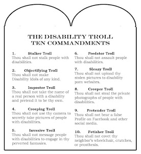 THE TROLL COMMANDMENTS