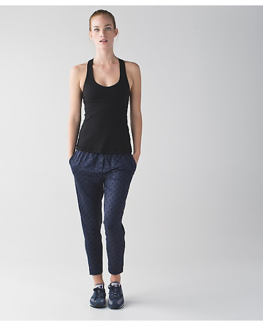lululemon jet-crop-slim naval-ghost-dot