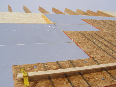 Structural Insulated Panels by RAYCORE - Alpine Timber Insulated Roof Panels