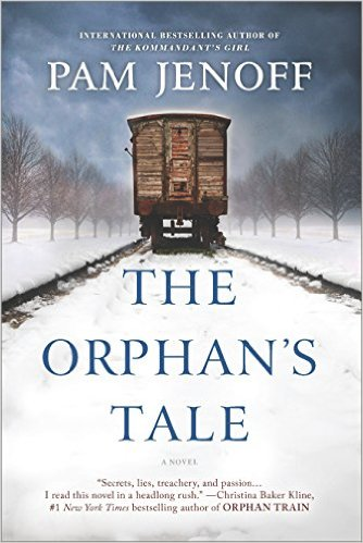 TLC Book Tours : The Orphan's Tale, Pam Jenoff (6th-28th March)