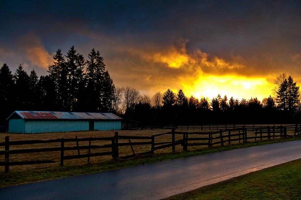 Fotografi Landscape Peringatan Hari lingkungan Hidup 10 Januari Mari Bersinergi dengan Alam peternakan