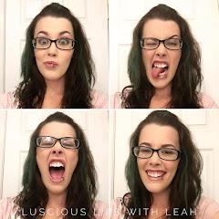 Hi, I'm Leah!
