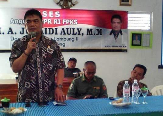 Kegiatan Reses Dekatkan Rakyat dengan Wakilnya di DPR